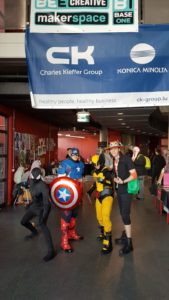 cosplay à la luxcon 2019