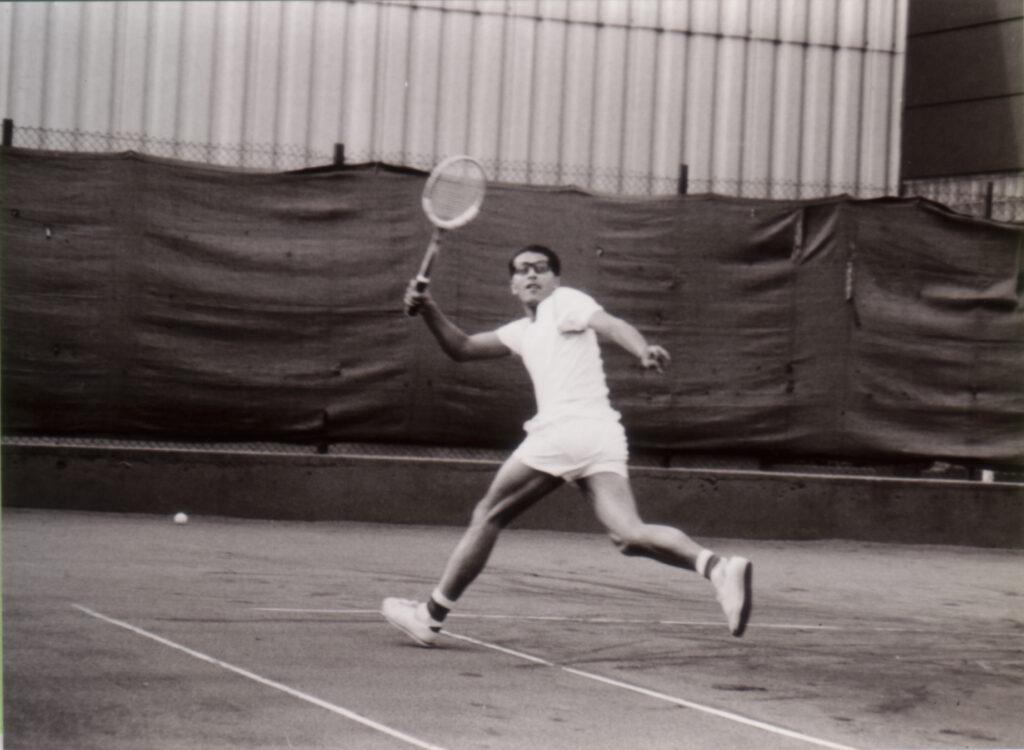 Tennis Charles Kieffer
